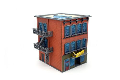 Edificio apartamentos MCP