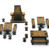 set mobiliario dungeon